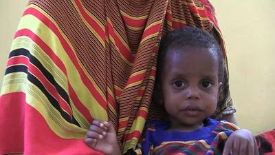 News video: After Somalia's famine, hunger persists